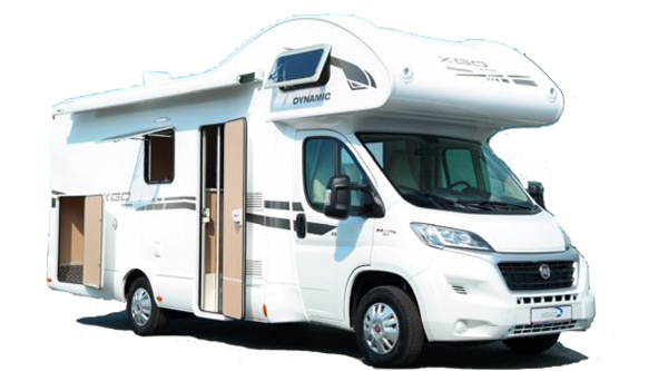 (A) XGO Dynamic 35, Fiat Ducato 35, 2,3 l, 140 Ps